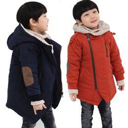 hot 12 years girls 2018 - boys winter jacket Korean 4-13 years old girls