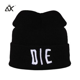 $enCountryForm.capitalKeyWord UK - ADK Unisex Embroidery Beanie Soft And Warm Fashion Brand High Quality Casual 2018 New Caps Winter For Men Women #CAP179