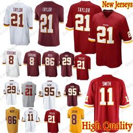 Huge savings for Redskins Jerseys. 1 3. Washington Redskins jerseys 11 Alex  Smith 21 Sean Taylor 72 Eric Fisher 86 Reed 8 Kirk Cousins 29 Derrius Guice  ... 85063ca77