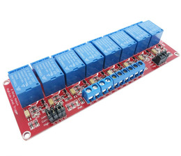 optocoupler module NZ - 1pcs 5v 8 channel relay module with optocoupler smart home which can be controlled of microcontrollers