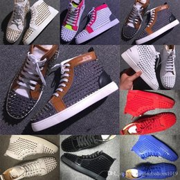 06683b518a3b 2018 Hot Fashion Quality High Top Strass Sneakers Shoes