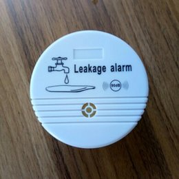 Wireless Water sensors alarm online shopping - ABS Wireless Water Leak Detector Water Sensor Alarm Leak Alarm Home Security