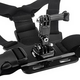 $enCountryForm.capitalKeyWord Australia - Bakeey Chest Strap Belt Body Camera Mount for Gopro Hero Xiaomi Yi 4K Sports Action Camera