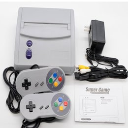 $enCountryForm.capitalKeyWord NZ - 16 Bit Super Mini SFC Game Consoles 64 Classic Snes Games Mini TV Video Games Console Handheld Retro Player With Retail Box