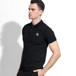 Ingrosso mens Designer T-shirt T-shirt da uomo a maniche corte in cotone Camicia da donna in cotone Custom Made T-shirt da uomo di marca Famous Luxury Luxury shirt