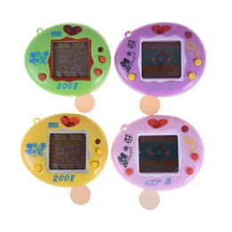 Wholesale New Virtual Network Digital Electronic Pet Funny Toy Handheld Game Kid s Gift