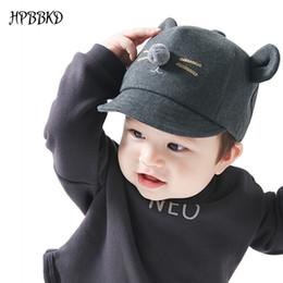 7491aafaed9 HPBBKD Fashion Baby Girl Boy Hat Newborn Infant Toddler Cap Girl Boy Unisex  Cotton Baseball Cap Kids Hat Children Sun Hats GH213