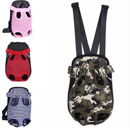$enCountryForm.capitalKeyWord Canada - Dog Carrier Backpack Lightweight Mesh Camouflage Colorful Travel Products Breathable Shoulder Bags for Small Dog Cats Chihuahua