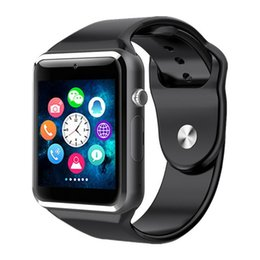 Discount smart watch for sim card - GETIHU Smart Watch Digital Wrist with Men Camera Wristwatch SIM Card Sport Smartwatch For Android Phone