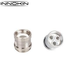 3 Pçs / lote bobina Plexo Innokin 0.13ohm Scion 2 bobina 0.15ohm 0.36ohm Apropriado Scion Tanque Plex 2 Tanque Innokin Proton Plex em Promoção