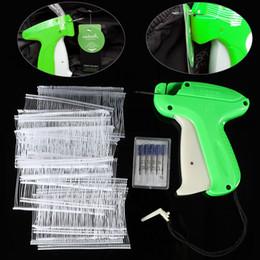 Toptan satış Fiyat Etiketleme Gun Etiket Giyim Konfeksiyon Etiket Makinesi, 1000 Barbs ve 5 İğneler Seti ile