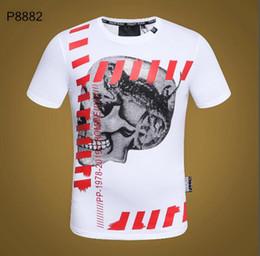$enCountryForm.capitalKeyWord NZ - 2019 NEW Hot Sale T-Shirt Men Shortsleeve Stretch Cotton Jersery Tee Men's Embroidery Tiger Printed Bird Snake Crew Collar T -Shirt #6203