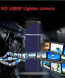 Discount pocket record - k6 USB Lighter Camera 1080P HD Night Vision Lighter mini Cameras DVR Home Security Camera Mini Pocket DVs Loop Recording