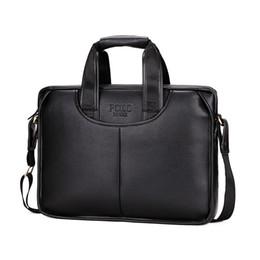573becdcf7 Polo Bags Australia - POLO Brand business briefcase Men Crossbody Bags Men s  Travel 14 inch Shoulder