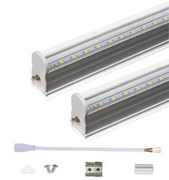 $enCountryForm.capitalKeyWord NZ - 2ft 3ft T5 Led Tube Lights 10W 14W Integrated LED Tubes SMD 2835 LED Fluorescent Light Tubes AC85-265V Transparent cover
