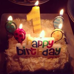 Birthday Cake Candles Numbers Australia