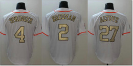 $enCountryForm.capitalKeyWord Canada - Mens Baseball Shirts Houston #2 Alex Bregman 4 George Springer 27 Jose Altuve Pro Sports Jerseys Cheap Uniforms Stitched Embroidery On Sale