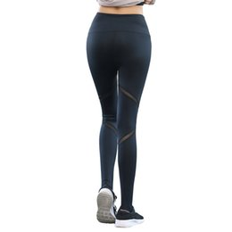 $enCountryForm.capitalKeyWord UK - 2018 Women Top Quality Yoga Pants Gym Sports Leggings Women Fitness Breathable Trousers Sexy Sports Wear For Ladies Dropshipping