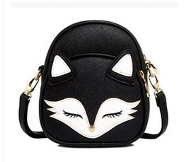 $enCountryForm.capitalKeyWord Canada - Vogue Star 2018 Vintage Women bag Lady PU Leather Cross Body fox messenger Shoulder Bags mini Handbags Women Famous Brands bag Diagonal bag