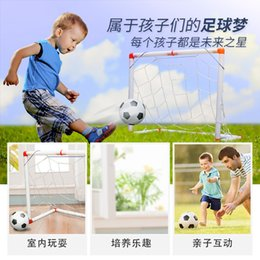 toys buy 2020 - 2018 Small detachable soccer goal set, children's indoor and outdoor sports toys, cross-border wholesale, welcome t