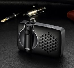 $enCountryForm.capitalKeyWord Canada - EARISE F3 wireless Bluetooth Headset Car Handsfree Stereo Speakers solar energy 4 headset USB charge can be carried with the sound box