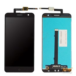 V7 Screen NZ - 100% test For ZTE Blade V7 LCD Display + Touch Screen Digitizer Assembly Replacement For ZTE V7 Phone Free shipping