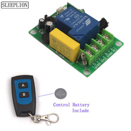 $enCountryForm.capitalKeyWord NZ - Sleeplion 220V 30A Relay 3000W Wireless Remote Control Switch Receiver Transmitter lighting Lamp LED Water Pump Switch Module