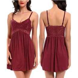 a44d69182f Girl silk pajamas online shopping - Spring Autumn Simulation Silk Pajamas  Female Girls Summer Nightdress Sexy
