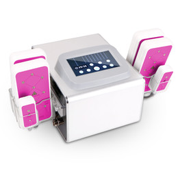 Small Fat Canada - 4big 2 Small pads Lipolysis Body Slimming Fat removal lipo massage beauty Machine