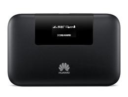 Unlocked roUter wifi 4g online shopping - Unlocked Huawei E5770s G LTE Mbps Mobile WiFi Pro Router Power Bank Mbps mah battery E5770 G LTE RJ45 port