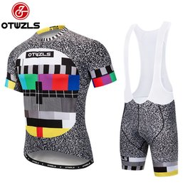 $enCountryForm.capitalKeyWord NZ - Cycling Jersey Sets Short Sleeve Ropa De Ciclismo Maillot Cycling Clothes Set Bike Kit Wear Gel Pad Breathable