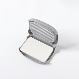 Ingrosso Scatola di sapone da bagno con scatola di sapone di fango auto-volatile diatomee non accumula scaffale creativo di punch senza acqua