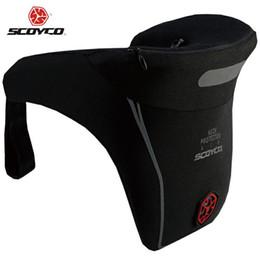 $enCountryForm.capitalKeyWord Australia - Motorcycle Neck Protective Gear pads Motocross Off-Road MX ATV Neck Guard Brace Rally Racing protection armor Protector