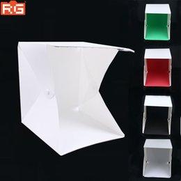 $enCountryForm.capitalKeyWord Australia - Lightbox Mini softbox LED Photo Studio Light box with Black White Green red Background for Studio Product photography