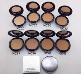 $enCountryForm.capitalKeyWord Australia - make up concelaer desinger m@c Makeup Studio Fix Powder Foundation Brand Face Powder Blot Pressed Powder Sun Block Foundation 15g NC A1012