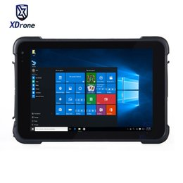 "china tablet quad core 2gb Australia - China K86 Rugged Tablets With Windows 10 Home 8"" Quad Core Waterproof Shockproof Tablet PC Handheld Computer GNSS GPS Android"