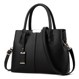 $enCountryForm.capitalKeyWord Canada - Leather Bags Handbags Women Famous Brands Big Casual Women Bags Trunk Tote Brand Shoulder Bag Ladies Large Bolsos Mujer