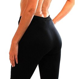 577b56f368 MYLEY Womens Slimming Pants Hot Thermo Neoprene Sweat Sauna Body Shapers  Fitness Stretch Control Panties Burne Waist Slim Pants