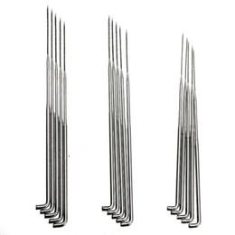 Großhandel 15pcs Wollfilz Nadel Werkzeug Set 3 Größen für DIY Sewing Craft handgefertigte Werkzeuge