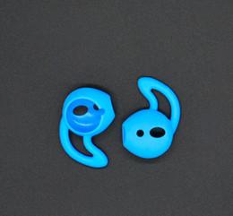 Wholesale Black S Hooks Australia - Earphone Case Cover for Airpods 6 Plus 5 S Headphone Ear Wings Hook Cap Earhook
