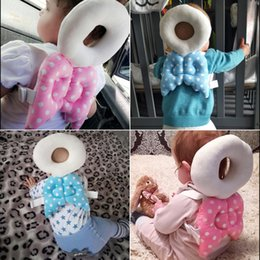 Wholesale Baby Head Protector Pillow Toddler Children Protective Cushion for Learning Walk Sit Head Protector Baby safe care Pillow
