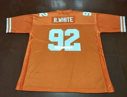 2368ac581 Cheap Men Tennessee Volunteers  92 Reggie White College Football jerseys  Size S-4XL or custom any name or number jersey