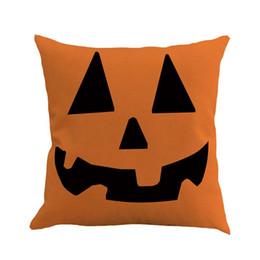 $enCountryForm.capitalKeyWord UK - DHL free NEW Happy Halloween treat or trick throw pillows 45cm*45cm European Style Cushion covers pillow covers