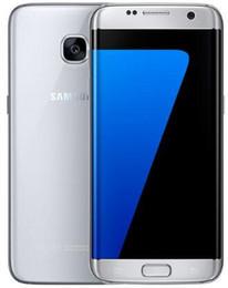 2PCS Samsung Galaxy S7 G930A / G930T / G930V / G930P Octa Core telefone móvel 16 MP Camera android 6.0 6.0 GB / 32 GB telefone remodelado original venda por atacado