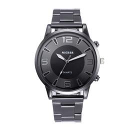 Discount ladies fashion bracelet design - Fashion Man Design Stainless Steel Analog Alloy Quartz Wrist Watch Women Brand Wristwatch Bracelet Brand Ladies Watch Fe