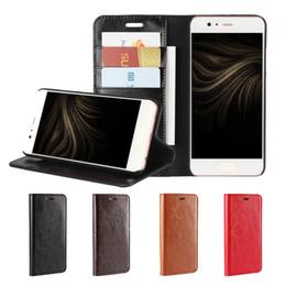 $enCountryForm.capitalKeyWord NZ - for huawei p10 p10 lite p10 plus case luxury handmade Genuine leather multi-function wallet kickstand card slot flip cover