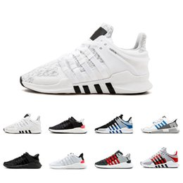 850bf4d42 2018 New Arrival EQT Support 93 17 White black pink Blue Grey Red Green Man  women sport shoes Sneakers Running Shoes Size 36-44