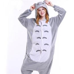 94cb876667 Cute Couple pajamas online shopping - Flannel Cartoon Animal Chinchilla  Siamese Pajamas Cute Men and women