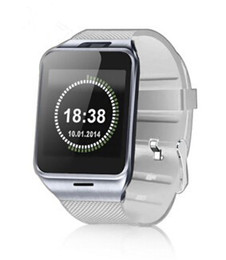 gsm smart watch 2019 - High Version of Aplus Smart Watch GV18 For Android,Smartwatch,MTK6260 CPU,SIM Card Smart Watch Phone,GSM Watches discoun