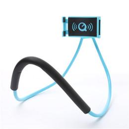 Универсальный 360 градусов вращения гибкий телефон Selfie держатель ленивый кронштейн змея как шеи кровать крепление противоскольжения для iPhone Android